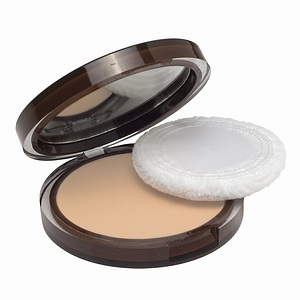 Clean Covergirl Normal Skin Pressed Powder Classic Ivory 110